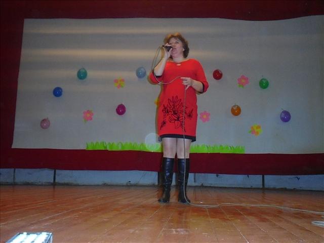 Поёт Тихонова Наталья